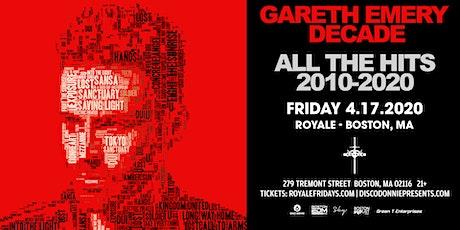 Gareth Emery tickets