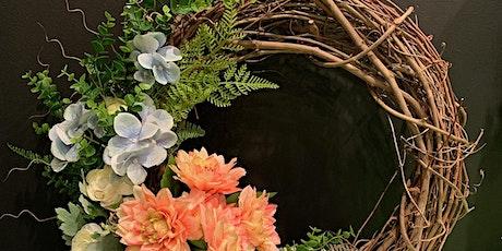 Spring Wreath-Making Workshop tickets