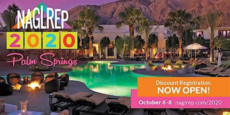 NAGLREP 2020 Palm Springs tickets