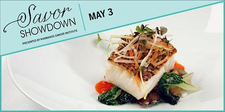 Savor Showdown: May 3 - Brunch tickets