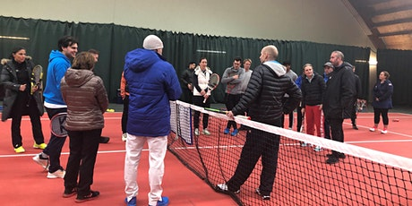 Middlesex Tennis Coach Networking and CPD Event tickets