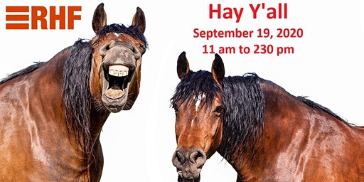 September Fun Day - Hay Y'all