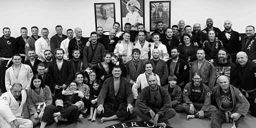 Kroyler Gracie Seminar At Black Lion