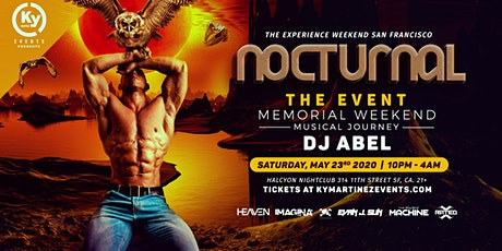 NOCTURNAL - DJ ABEL tickets