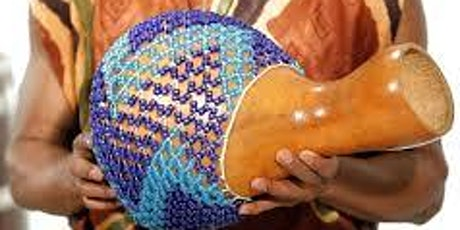 "Make Your Own African ""Shekere"" Hand Drum tickets"