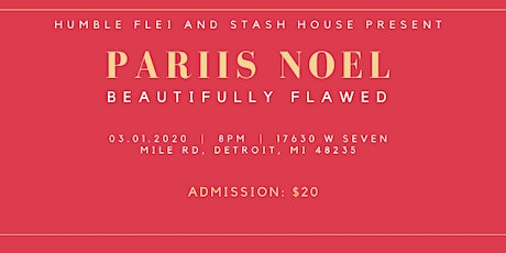 PARIIS NOEL | BEAUTIFULLY FLAWED | AN ELEVATED POP-UP EXPERIENCE tickets