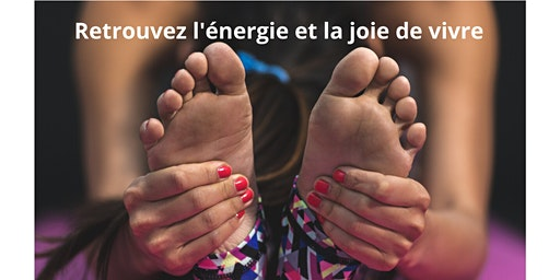 Stage Hatha-Yoga Energie et Joie de vivre 1er Mars à Toulouse