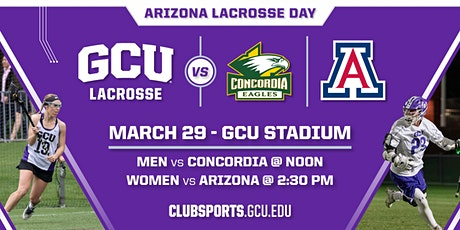 Arizona Lacrosse Day tickets