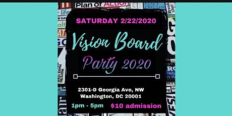 2020 Clear Vision Day Party & CBD EXPERIENCE tickets