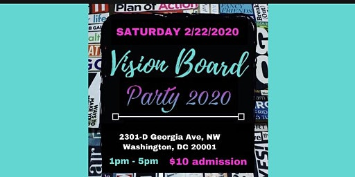 2020 Clear Vision Day Party & CBD EXPERIENCE