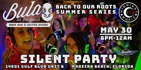 Back to our Roots Silent Party tickets