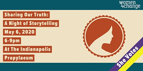 Sharing Our Truth: A Night of Storytelling tickets
