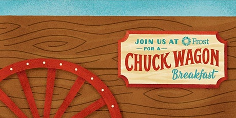 Chuck Wagon Breakfast at Frost Bank Victoria tickets