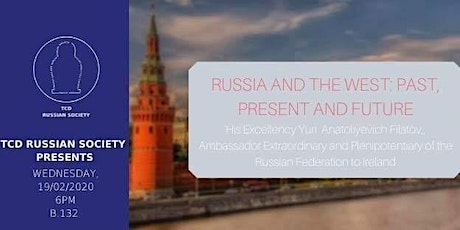 Russia and the West: Past, Present and the Future tickets