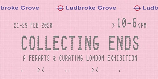 Curating London: Collecting Ends - A photography exhibition