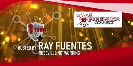 Free Roseville Rockstar Connect Networking Event (March, near Sacramento) tickets
