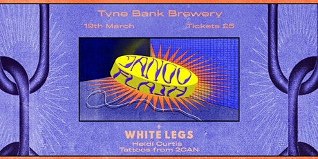 Jango Flash - Tyne Bank Brewery tickets