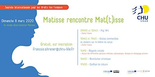 Matisse rencontre Mat(t)isse - Se reconstruire après une mastectomie