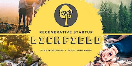 Regenerative StartUp tickets