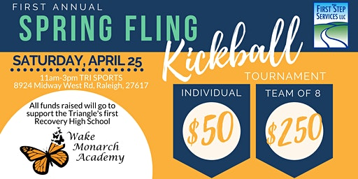 Spring Fling to Benefit Wake Monarch Academy