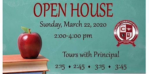 Open House at Calvary Christian School