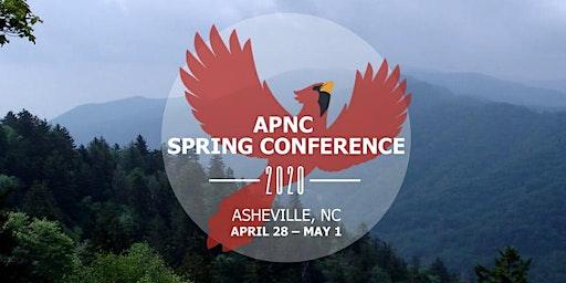 2020 APNC Spring Conference