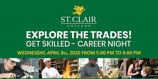 St. Clair College - Explore the Trades