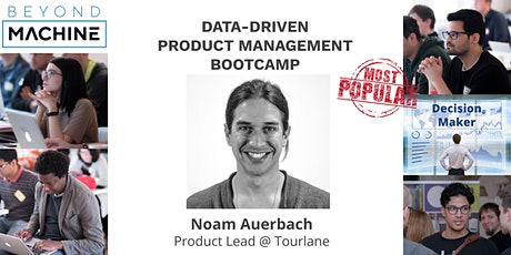 Data-Driven Product Management Bootcamp Online Tickets