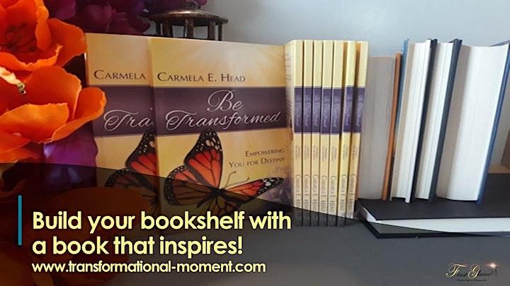Carmela E. Head, Author & Speaker, Book Signing Event at Barnes & Noble image