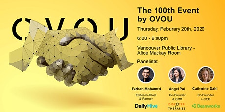 The 100th Event by OVOU tickets