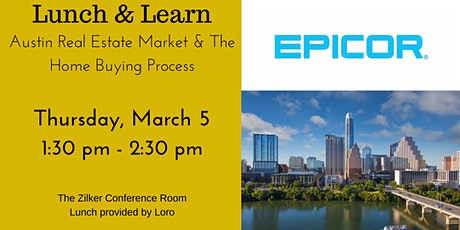 Epicor Lunch & Learn with Chloe Chiang  tickets