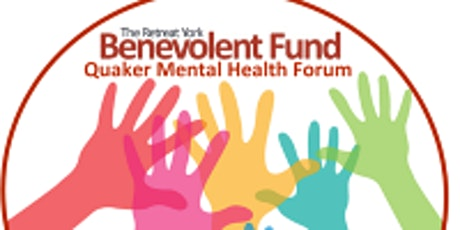 Quaker Mental Health Forum: Hope and dark times tickets