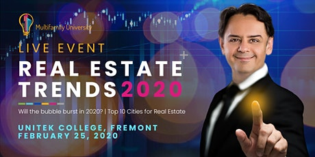 2020 Real Estate Trends with Neal Bawa tickets