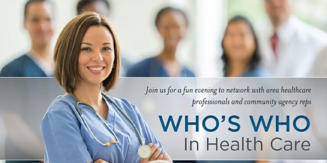 Who's Who In Health Care - Sturgeon Bay tickets