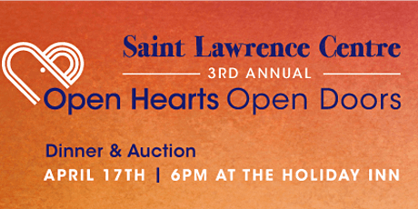 3rd Annual Open Hearts Open Doors Dinner and Auction tickets