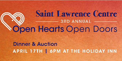 3rd Annual Open Hearts Open Doors Dinner and Auction