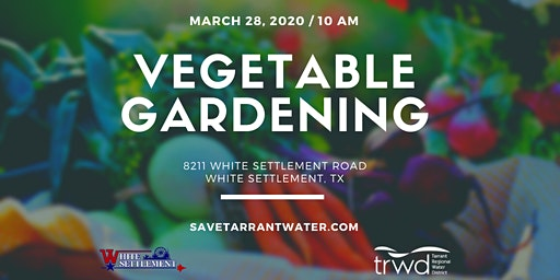 Vegetable Gardening Class