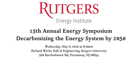 Fifteenth Annual REI Energy Symposium tickets