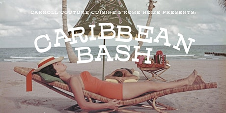 Caribbean Bash SUPPER tickets