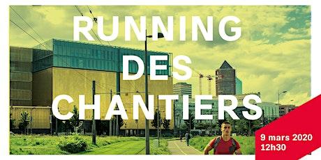 Running des chantiers Lyon Part-Dieu #3 billets