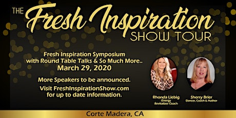 The Fresh Inspiration Show Symposium tickets