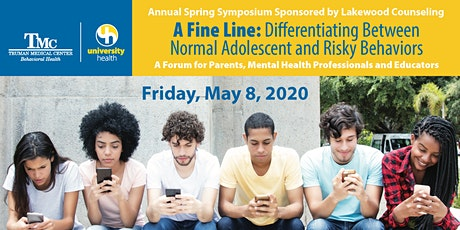 BH Symposium - A Fine Line - Differentiating Between Normal Adolescent & Risky Behaviors tickets