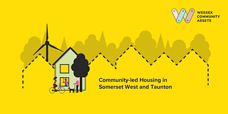 Community-led Housing in Somerset West and Taunton tickets