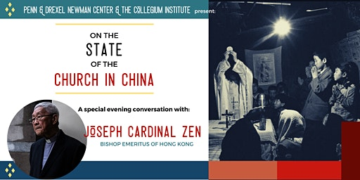On the State of the Church in China:  An Evening Conversation