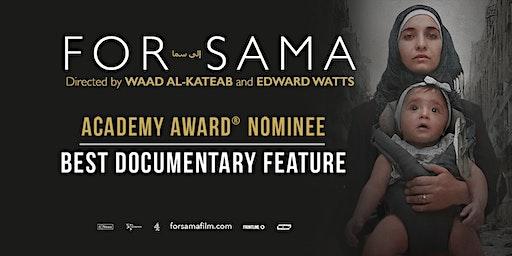 For Sama: Film Screening & Discussion