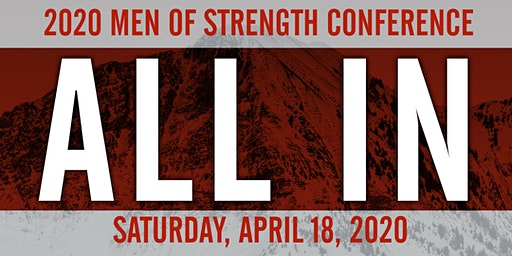 2020 Men of Strength Conference