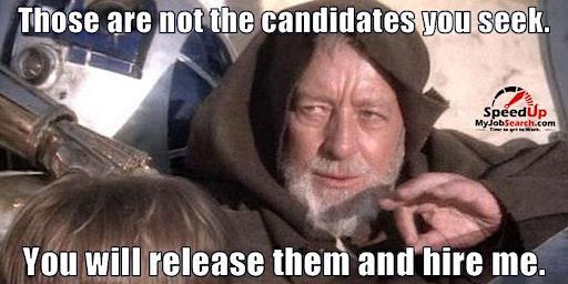 Jedi Mind Tricks for Job Seekers (JDNG, Wheaton, IL)