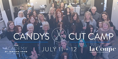 Candy's Cut Camp | July 10 - 13 tickets