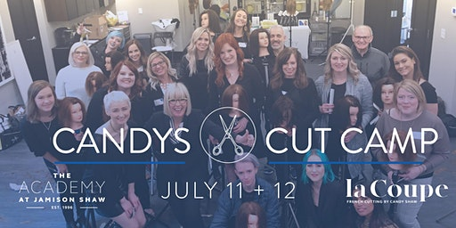 Candy's Cut Camp | July 10 - 13