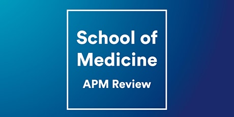 APM Review Q&A with Review Co-Chairs - City Hospital tickets